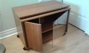 Small TV stand for sale