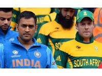 India Vs South Africa 1st Row 6 X Gold tickets Oval