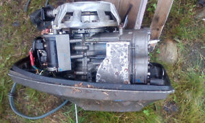 82 dt 40hp susuki outboard for parts