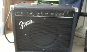 Fender Frontman 25R - Great Condition, $150 or trade for MultiFX