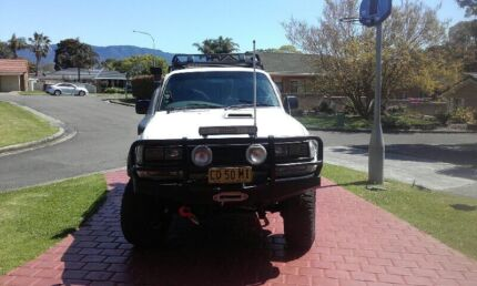"80 series,gturbo'd 4.2 diesel,4"" lift,regretful sale,land cruiser, Wollongong 2500 Wollongong Area Preview"