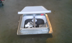 RV Power Roof Vent