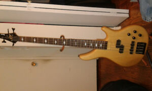 1992 Ibanez CT bass guitar.