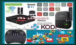AMAZING Brand-New Android Smart TV Boxes