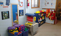 Full Time Childcare Spaces - Ages 3 Years and Up
