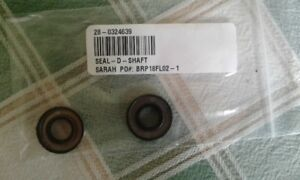 8  HP Evinrude Drive Shaft Seals