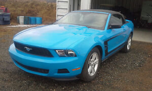 Ford Mustang Décapotable 2012