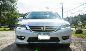 Honda Accord 2014, Touring Pearl White