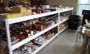 CARGO TRAILER AND RV TRAVEL TRAILER PARTS GALORE!! London Ontario image 1