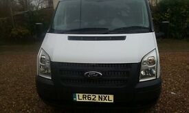 2012 Ford Transit 100PSI