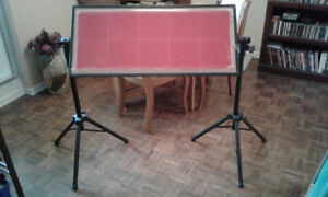Wally Rebounder for Solo Table Tennis Practice