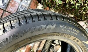 1 Pirelli Scorpion Verde All Season Run Flat P255/50R19 107H XL