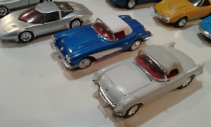 Corvettes 1/24 scale