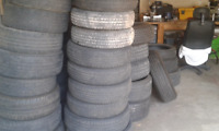 Tire/Rim pick up and disposal