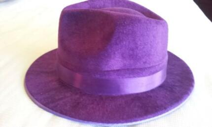 Purple hat Cooranbong Lake Macquarie Area Preview