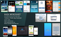 Freelance Android/iOS App and Web Developer Available (Toronto)