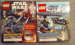 Lego Brickmasters Star Wars & City Police