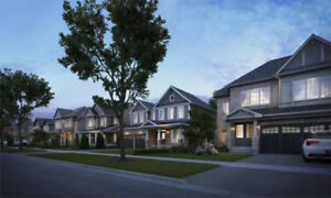 Pre Cons. Freehold  4 Bed+4 Bath Detached home in Thorold