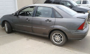 2002 Ford Focus gs 195000 in excelant cond wellmaintained $2000