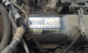 6.5 diesel 506 long block low km