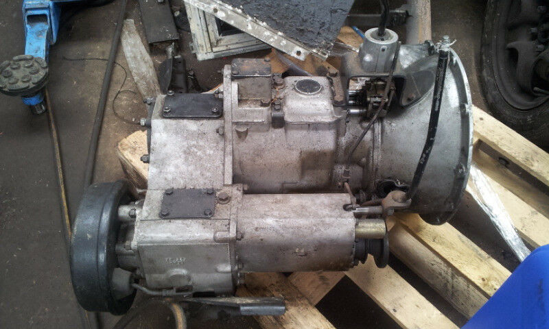 Land Rover Gearbox Series 2a