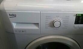 BEKO A 7kg 1400rpm Washing Machine WM74145 - White
