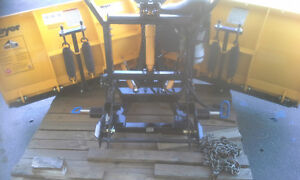 BRAND NEW MEYERS SUPER V SNOW PLOW for FORD SUPERDYTY Peterborough Peterborough Area image 5