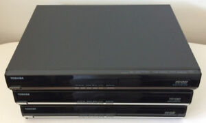 HD DVD Player w/ 25 Movies of Your Choice