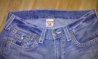 """homme/Men's True Religion Jeans size 35-36"""""""