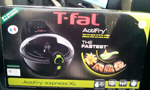 BRAND NEW TFAL EXPRESS XL $150 OR OBO NEVER OPENED IN STORE 300