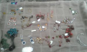 Hand made jewelry  and make up