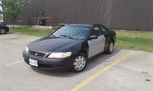 1998 Honda Accord Coupe Coupe (2 door)