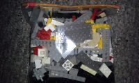 Lego lot of over 700 pieces and a 48x48 platform