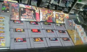 6245 Metropolitain porte #8, kiosk 122-124, Nes,Super,N64,Ps3,