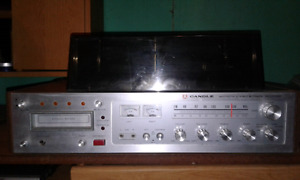 Candle am/fm 8 track/ phono/ stereo STRD 9284  NO. LL21552