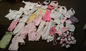 Baby Girl Lot! 0-6 month