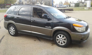 2002 RENDEZVOUS AWD SUV  TRADE FOR TRUCK OR $4500
