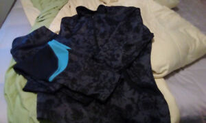 Ladies Exercise jacket and pants