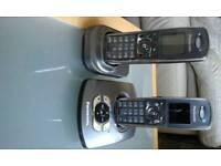 Panasonic house phones 3 in total