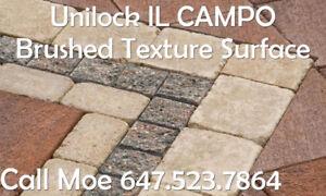 Il Campo Unilock Pavers Il Campo Paving Stones Il Campo Stones