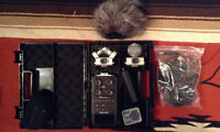 Zoom H6 (With Accessory Pack) Brand New, used Once.
