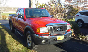 2004 Ford Ranger 4x4 offroad Pickup Truck