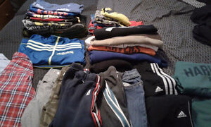 Boys size 4,5 and 6 lot