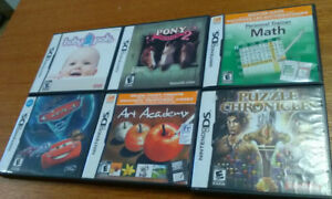 Blue Nintendo DSi XL With 14 Games For Sale!