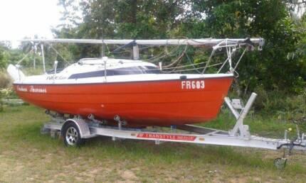 Farr 6.0 Trailer Sailer Mission Beach Cassowary Coast Preview
