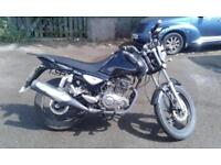 2014 ZONTOS ZT 125cc 5A MONSTER FULL MOT LOW 970 MILES 1 OWNER FROM NEW PX SWAP