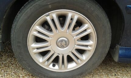 Vt calais wheels and tyres Goulburn 2580 Goulburn City Preview