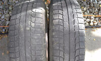 Pneus (2) Michelin X-Ice xi2 185/70r14