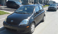 2004 Toyota Echo Hatchback