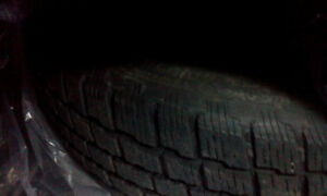 Winter Tires, Good condition
